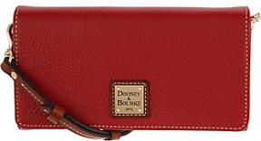Dooney & Bourke Pebble Leather Daphne Crossbody Handbag - ONE COLOR - STYLE