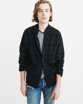 Abercrombie & Fitch Bomber Sweater