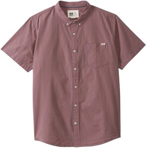 Reef Men's Gingster Short Sleeve Shirt 8129131