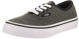 Vans Kids Authentic (suiting) Skate Shoe.
