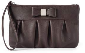 Apt. 9 RFID-Blocking Bow Wristlet