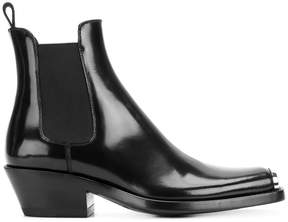 Calvin Klein Chelsea ankle boots