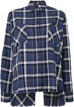 Each X Other tartan shirt