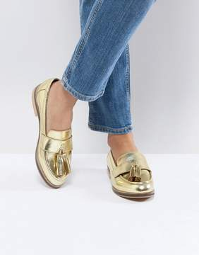 Asos MOGUL Leather Loafers