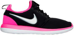 Nike Girls' Grade School Roshe Two Casual Shoes