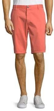 Original Paperbacks Soho Cotton-Blend Shorts