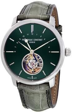 Frederique Constant Manufacture Tourbillon Automatic Men's Limited Edition Watch