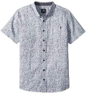 Rip Curl Kids Scopic Short Sleeve Shirt Boy's Clothing