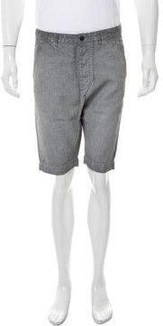 Avant Toi Flat Front Bermy Shorts w/ Tags