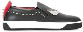 Fendi Bag Bugs slip-on sneakers