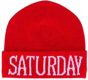Alberta Ferretti Saturday beanie hat