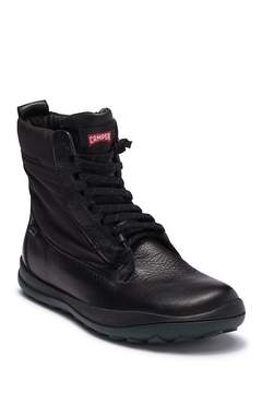 Camper Peu Pista Leather Snow Boot