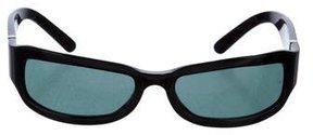 Celine Tinted Rectangular Sunglasses