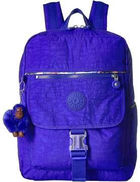 Kipling Gorma Backpack Bags - BREEZY TURQUOISE - STYLE