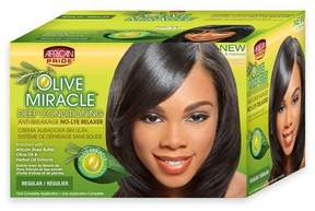 African Pride® Olive Miracle® Deep Conditioning Hair Shampoo And Styling Set
