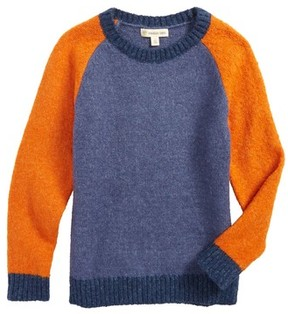 Tucker + Tate Toddler Boy's Colorblock Sweater