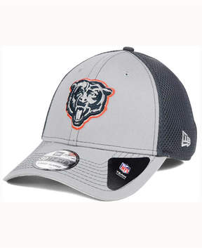 New Era Chicago Bears Grayed Out Neo 39THIRTY Cap