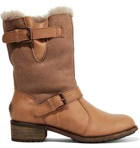 Australia Luxe Collective Easy Rider Shearling Boots
