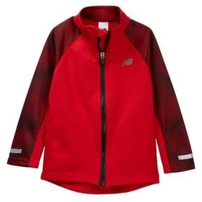 New Balance Fleece Jacket (Big Boys)