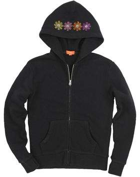 Butter Shoes Girl's Hampton Fleece Hoodie