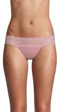 B.Tempt'd B. Adorable Lace-Trimmed Bikini Panties