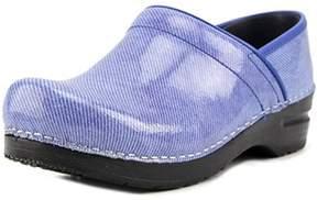 Sanita Original Professional Dungaree Women Round Toe Patent Leather Clogs.