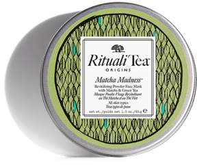 RitualiTea Matcha Madness Revitalizing Powder Face Mask