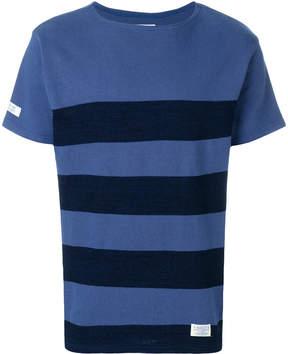 Neighborhood striped T-shirt