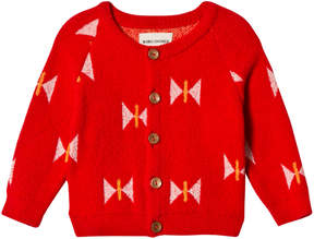 Bobo Choses Spice Route Butterfly Knitted Cardigan