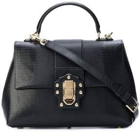 Dolce & Gabbana Lucia satchel - BLACK - STYLE