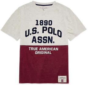 U.S. Polo Assn. USPA Graphic T-Shirt Boys