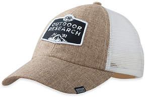 Outdoor Research Straw Big Rig Trucker Cap