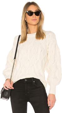 1 STATE Blouson Sweater