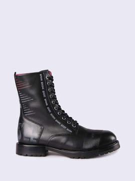 Diesel Ankle Boots P1633 - Black - 36