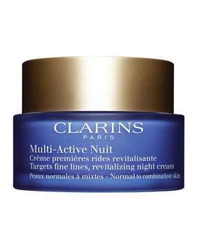 Clarins Multi-Active Night Cream for Normal to Combination Skin, 1.6 oz.