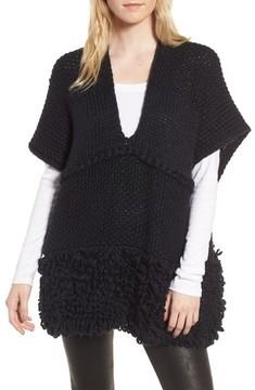 Rebecca Minkoff Women's Knit Poncho