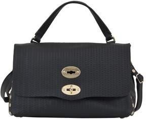 Zanellato Black Postina Bag