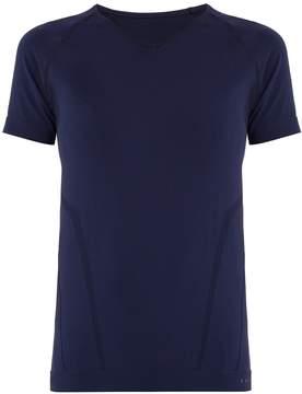 Falke V-neck jersey performance T-shirt