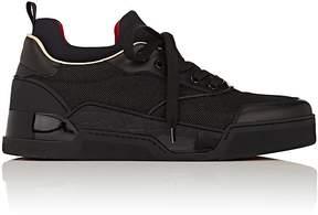 Christian Louboutin Men's Aurelien Flat Sneakers