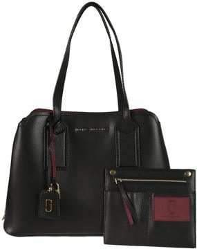 Marc Jacobs The Editor Shoulder Bag - BLACK - STYLE