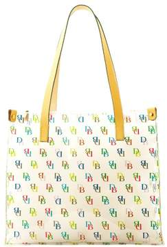 Dooney & Bourke It Medium Shopper Tote - CLEAR - STYLE