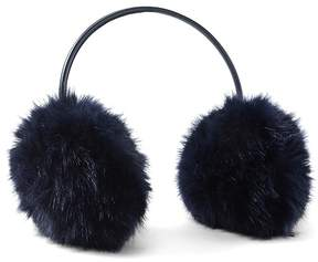 Banana Republic Faux Fur Earmuffs