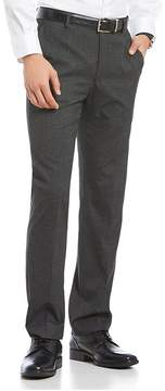 Murano Alex Modern-Fit Flat Front Marled Pants