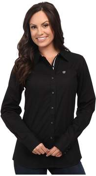 Ariat Kirby Shirt Women's Long Sleeve Button Up