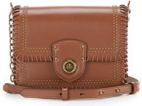 Lauren Ralph Lauren Millbrook Whipstitch Chain Cross-Body Bag