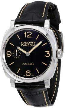 Panerai Radiomir 1940 3 Days Black Dial Automatic Men's Watch