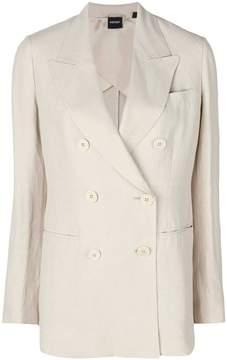 Aspesi double breasted blazer