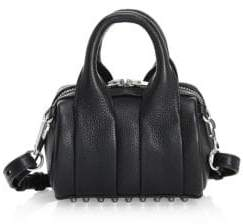 Alexander Wang Baby Rockie Leather Bag