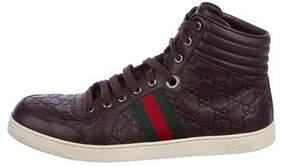 Gucci Guccissima Coda Sneakers