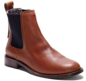 ED Ellen Degeneres Zabi Leather Boots